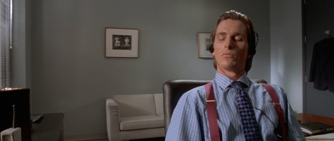 Filmmusik In American Psycho 2000 Rot Eine Webdoku